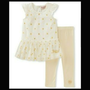 Juicy Couture Baby Girl Outfit!! BNWT